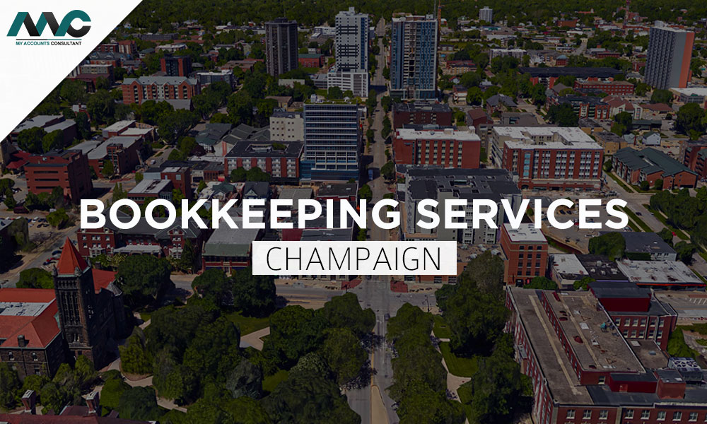 Bookkeeping Services in Champaign