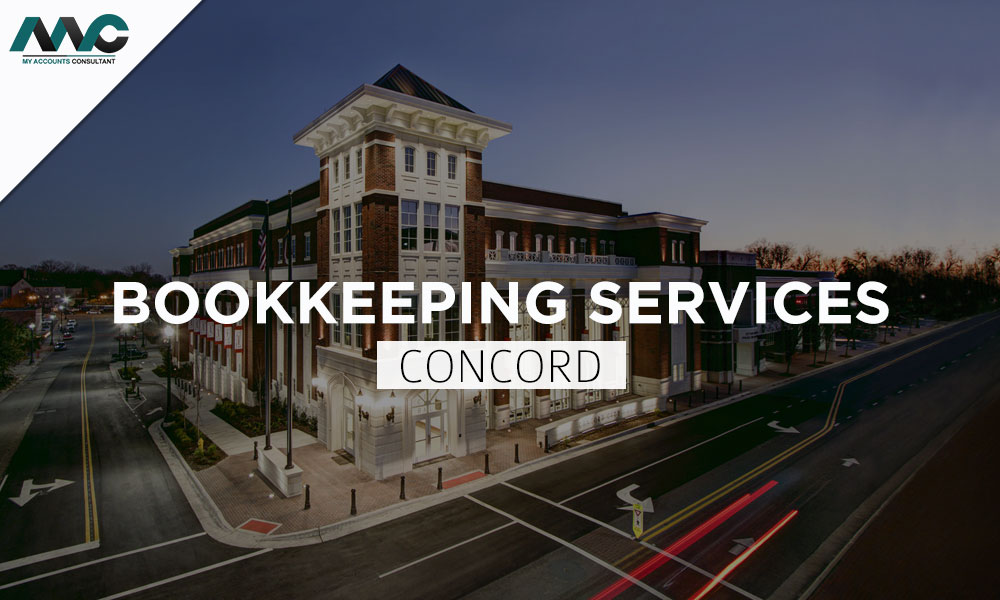 Bookkeeping Services in Concord
