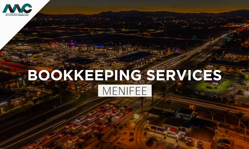 Bookkeeping Services in Menifee
